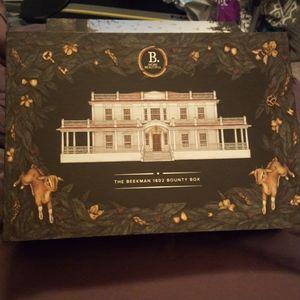 FREE gift w/ purchase beekman1802 bounty box